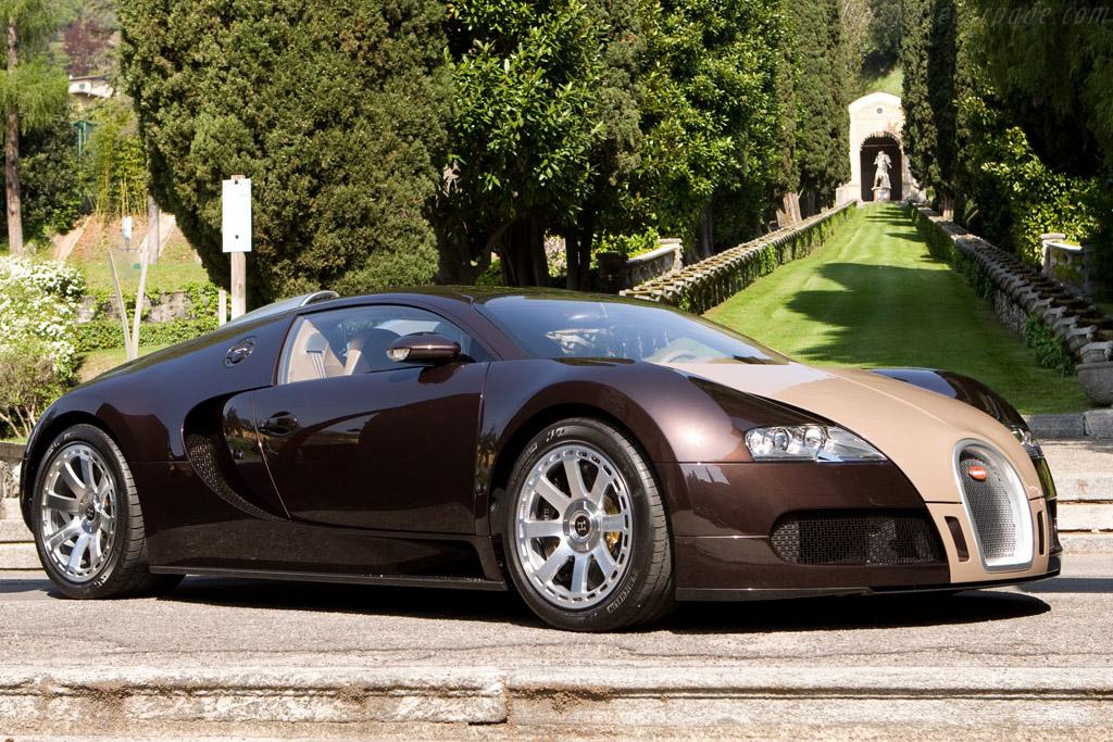Bugatti Veyron Fbg par Hermes    - 2008 Concorso d'Eleganza Villa d'Este