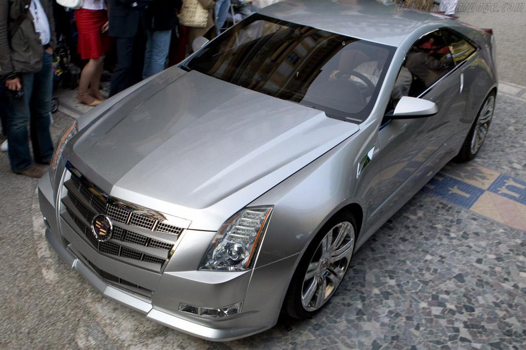 Cadillac CTS Coupe    - 2008 Concorso d'Eleganza Villa d'Este