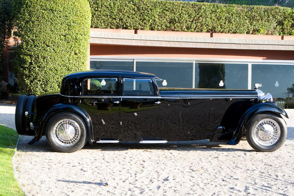 Daimler Double Six Martin Walter Sport Saloon - Chassis: 32382   - 2008 Concorso d'Eleganza Villa d'Este