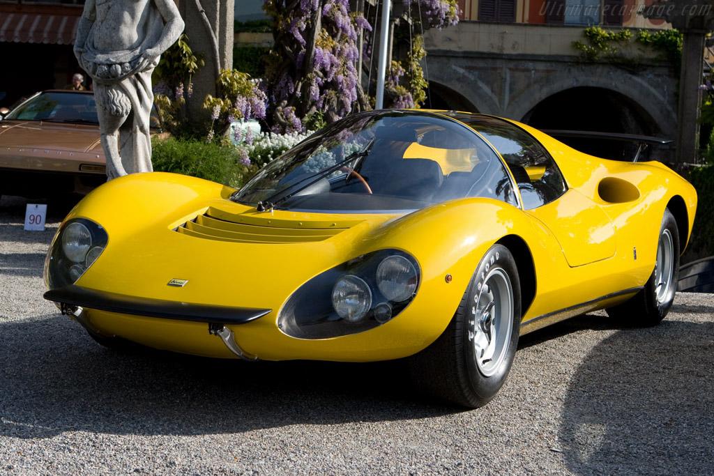 Ferrari 206 S Dino Competizione - Chassis: 034   - 2008 Concorso d'Eleganza Villa d'Este