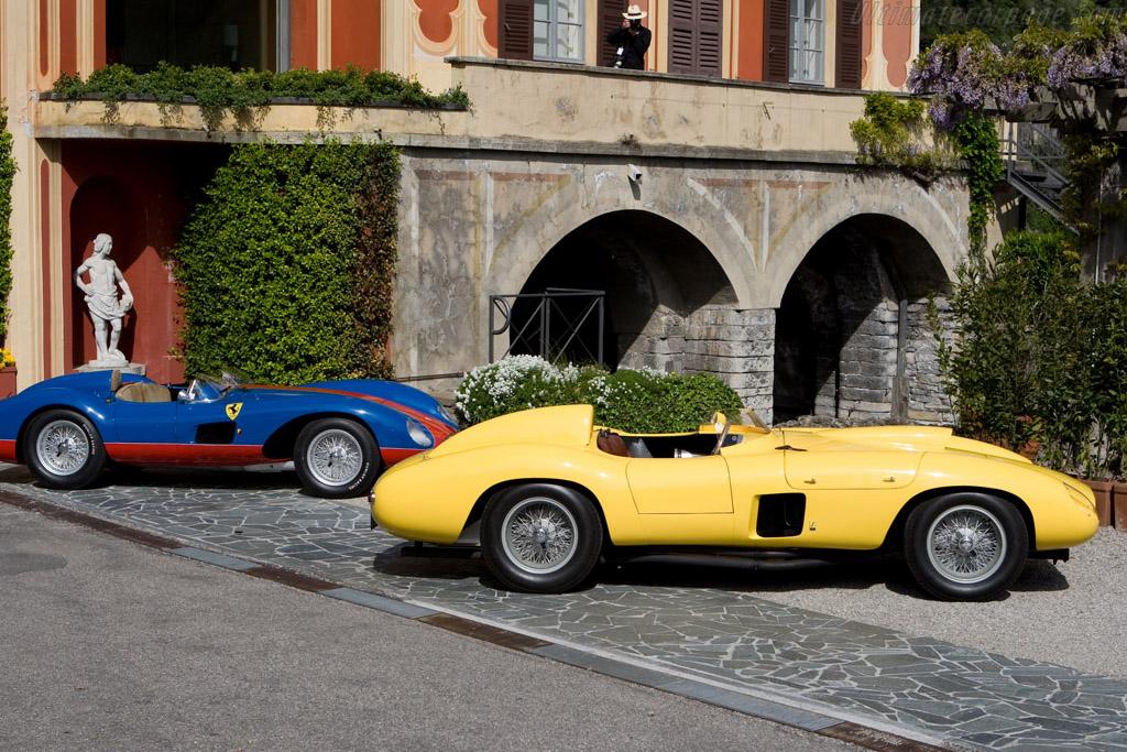 Ferrari 410 S - Chassis: 0596CM   - 2008 Concorso d'Eleganza Villa d'Este