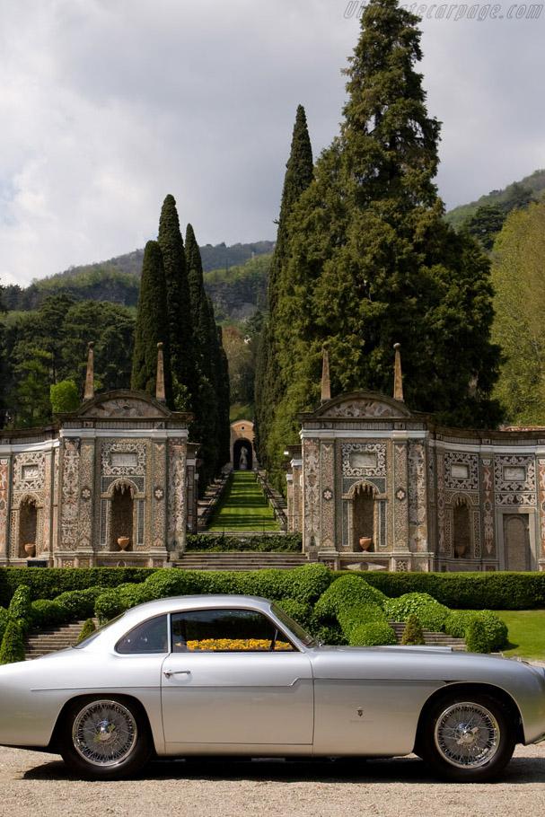 Fiat 8V Ghia Coupe    - 2008 Concorso d'Eleganza Villa d'Este