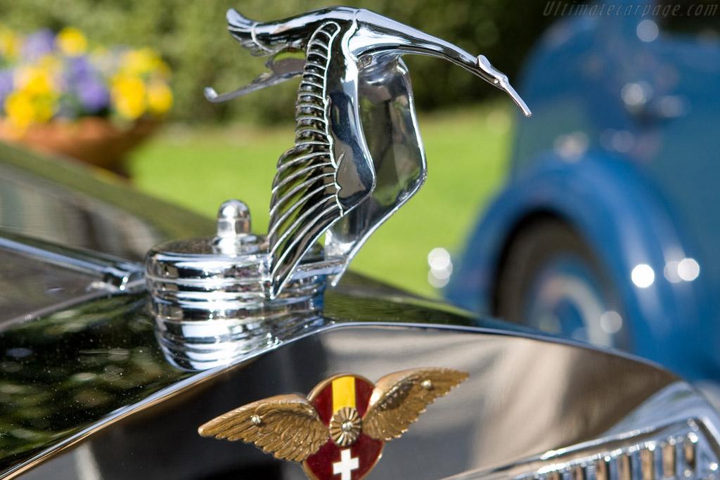 Hispano Suiza J12 Fernandez & Darrin Berline    - 2008 Concorso d'Eleganza Villa d'Este