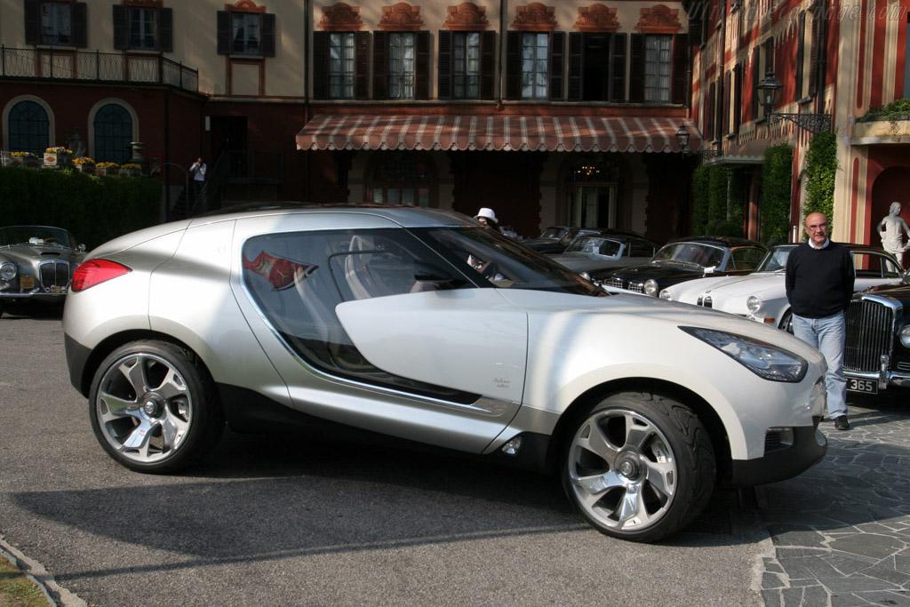 Hyundai Qarmaq Concept    - 2008 Concorso d'Eleganza Villa d'Este