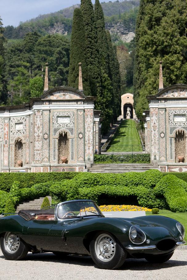 Jaguar XK-SS  - Chassis: XKSS 728   - 2008 Concorso d'Eleganza Villa d'Este