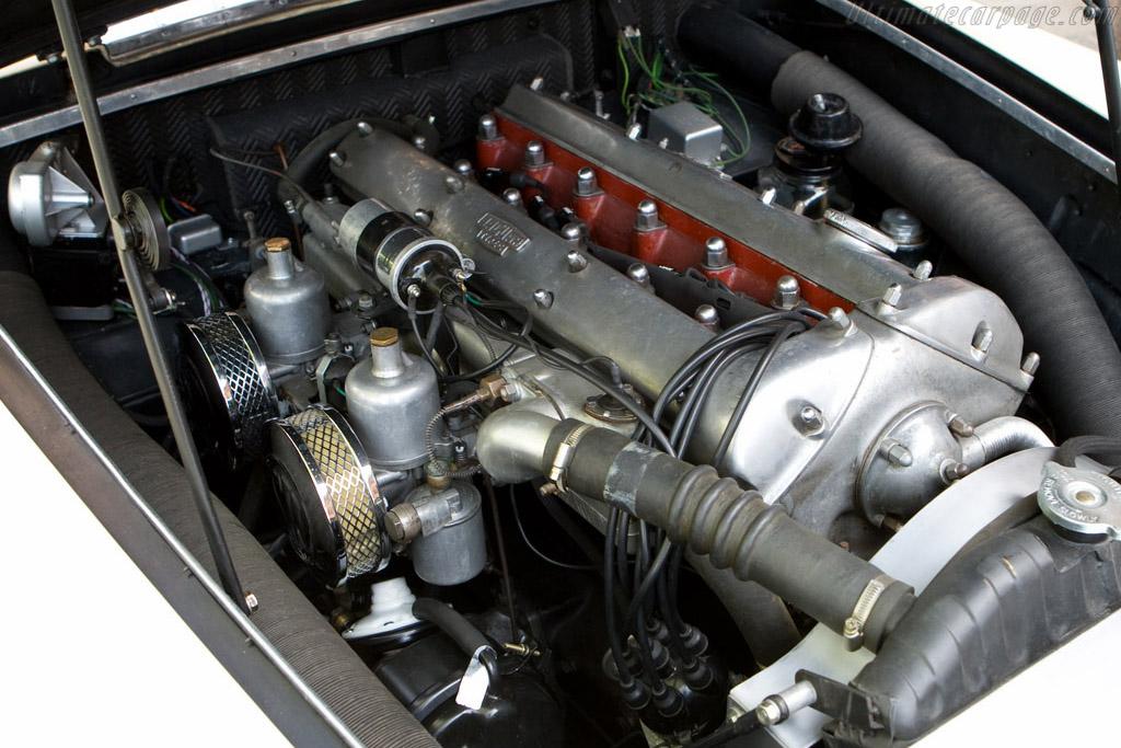 Jaguar XK140 Ghia Coupe    - 2008 Concorso d'Eleganza Villa d'Este
