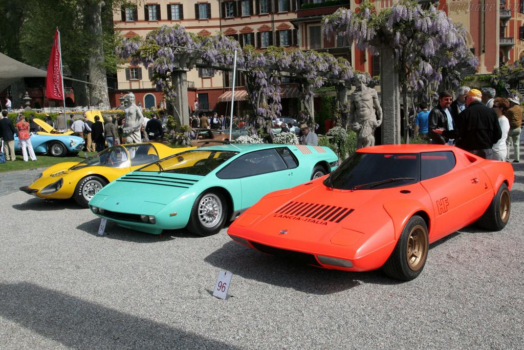 Lancia Stratos Prototype    - 2008 Concorso d'Eleganza Villa d'Este