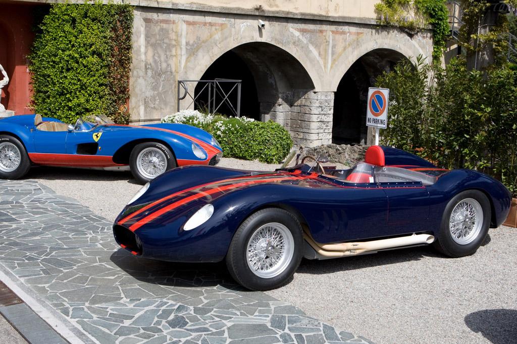 Maserati 250 S - Chassis: 2431   - 2008 Concorso d'Eleganza Villa d'Este
