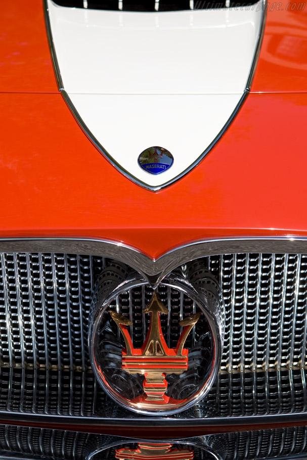 Maserati A6G54 Frua Cabriolet - Chassis: 2180   - 2008 Concorso d'Eleganza Villa d'Este