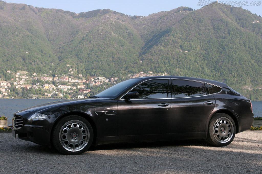 Maserati Bellagio Touring Fastback    - 2008 Concorso d'Eleganza Villa d'Este