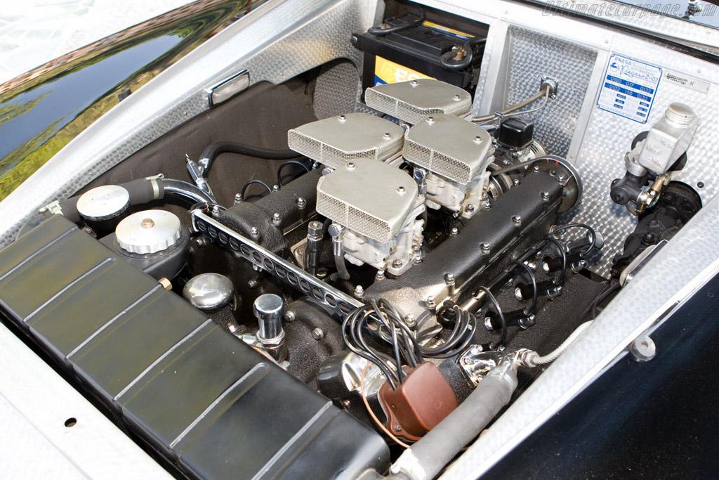 Pegaso Z102 Touring 'Thrill' - Chassis: 0102.150.0133   - 2008 Concorso d'Eleganza Villa d'Este