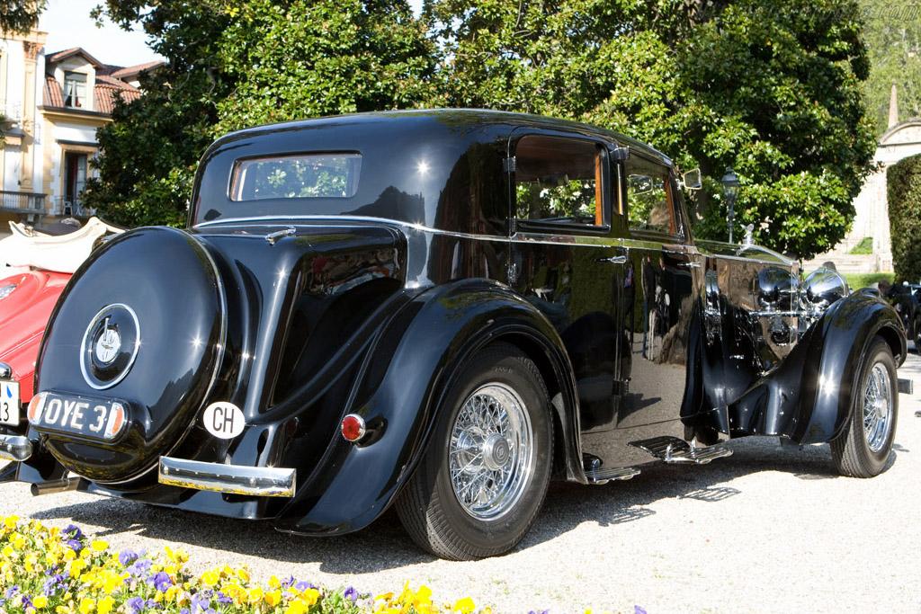 Rolls-Royce Phantom III Barker Sport Saloon - Chassis: 3BU78   - 2008 Concorso d'Eleganza Villa d'Este