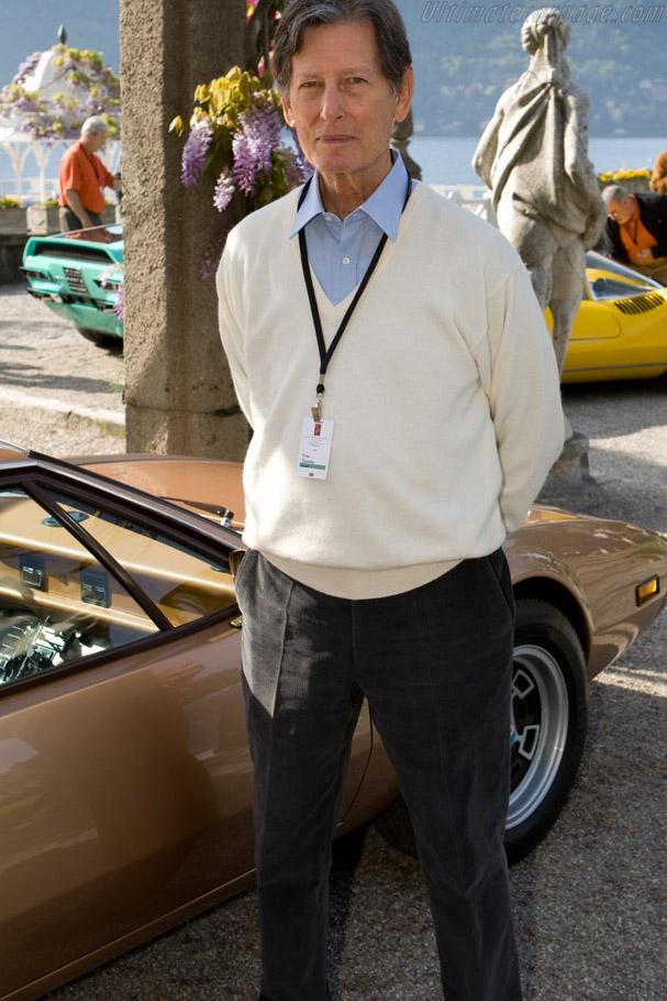 Tom Tjaarda    - 2008 Concorso d'Eleganza Villa d'Este