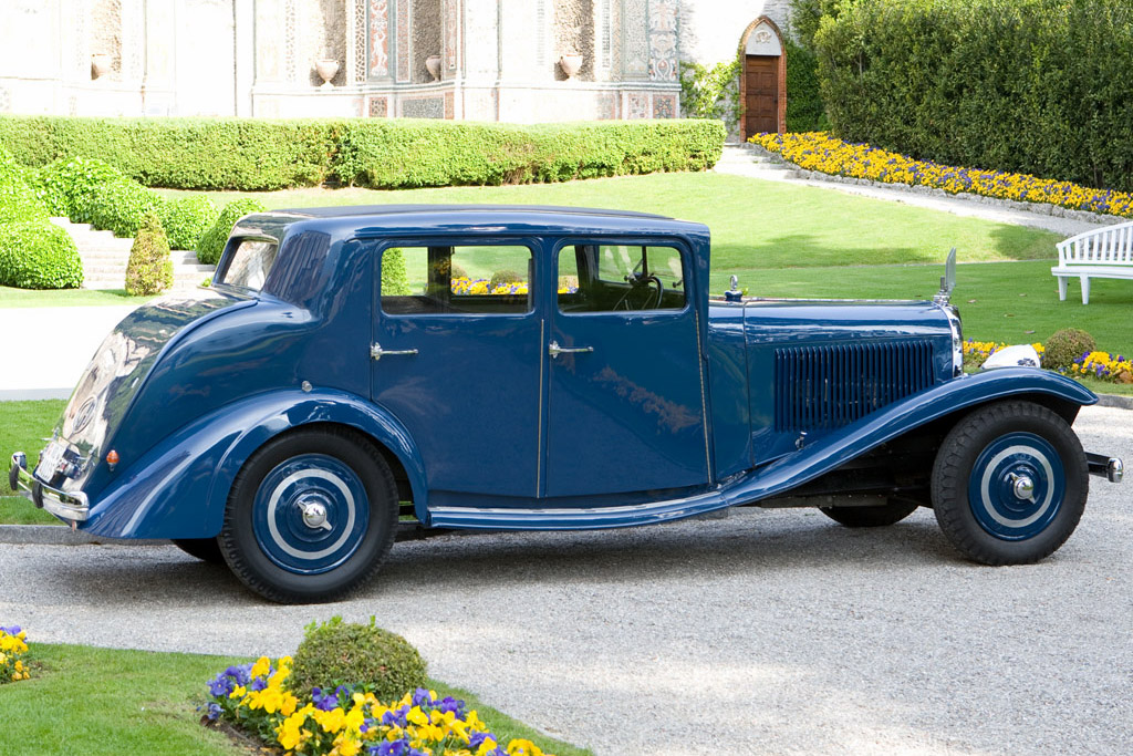 Voisin C24 - Chassis: 47437   - 2008 Concorso d'Eleganza Villa d'Este