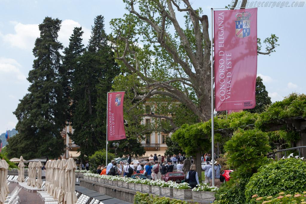 Welcome to Villa d'Este    - 2012 Concorso d'Eleganza Villa d'Este