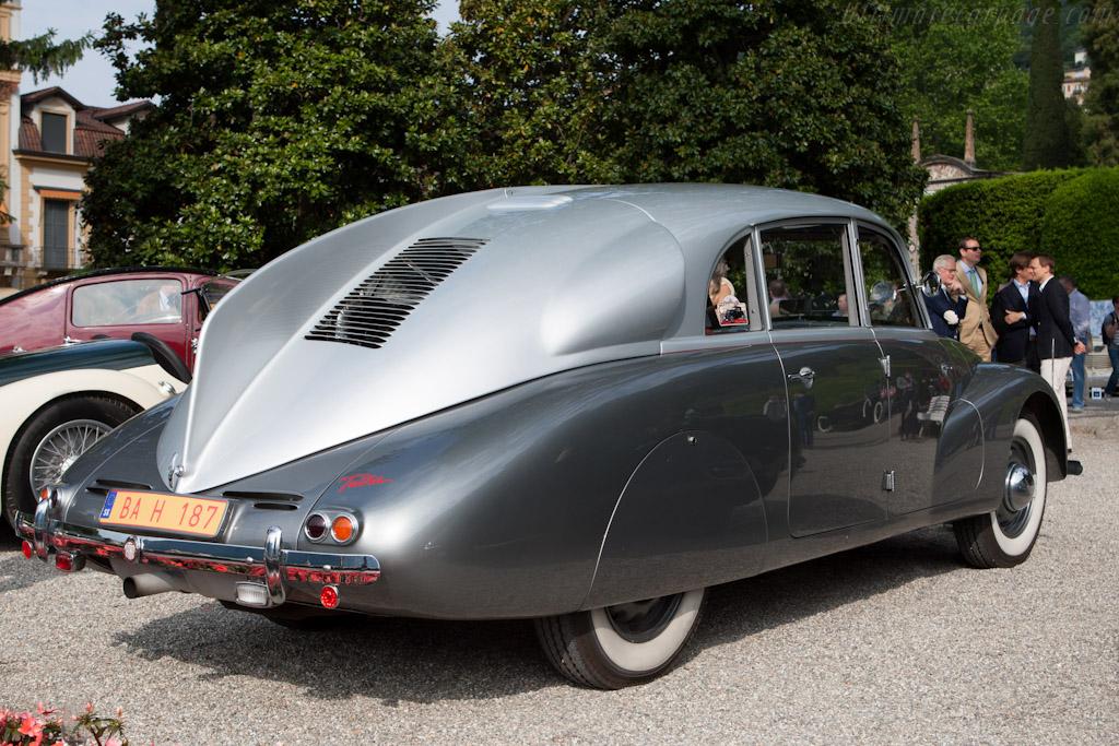 Tatra T87 Sedan    - 2012 Concorso d'Eleganza Villa d'Este