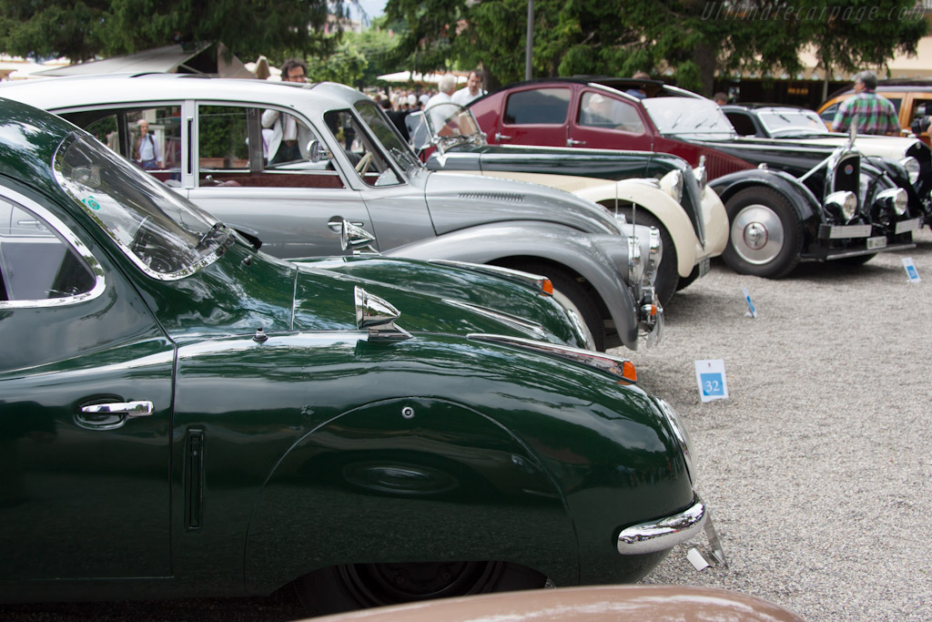 Volkhart V2 Sagita    - 2012 Concorso d'Eleganza Villa d'Este