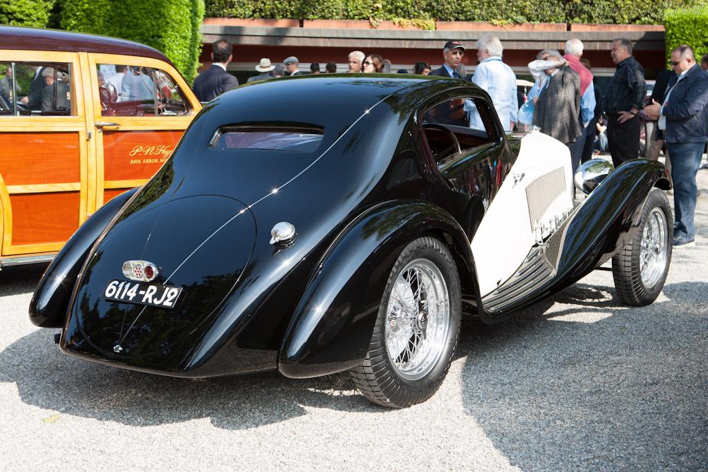 Alfa Romeo 6C 1750 GS Figoni Coupe - Chassis: 121215054   - 2012 Concorso d'Eleganza Villa d'Este
