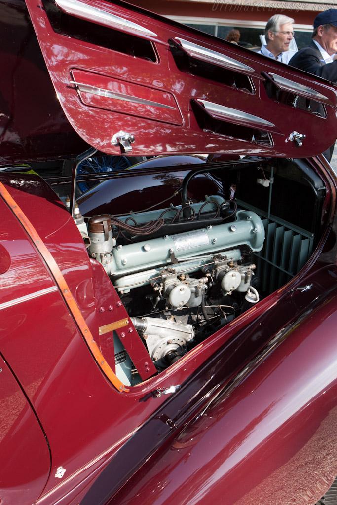 Alfa Romeo 6C 2300 Touring Pescara - Chassis: 700635   - 2012 Concorso d'Eleganza Villa d'Este