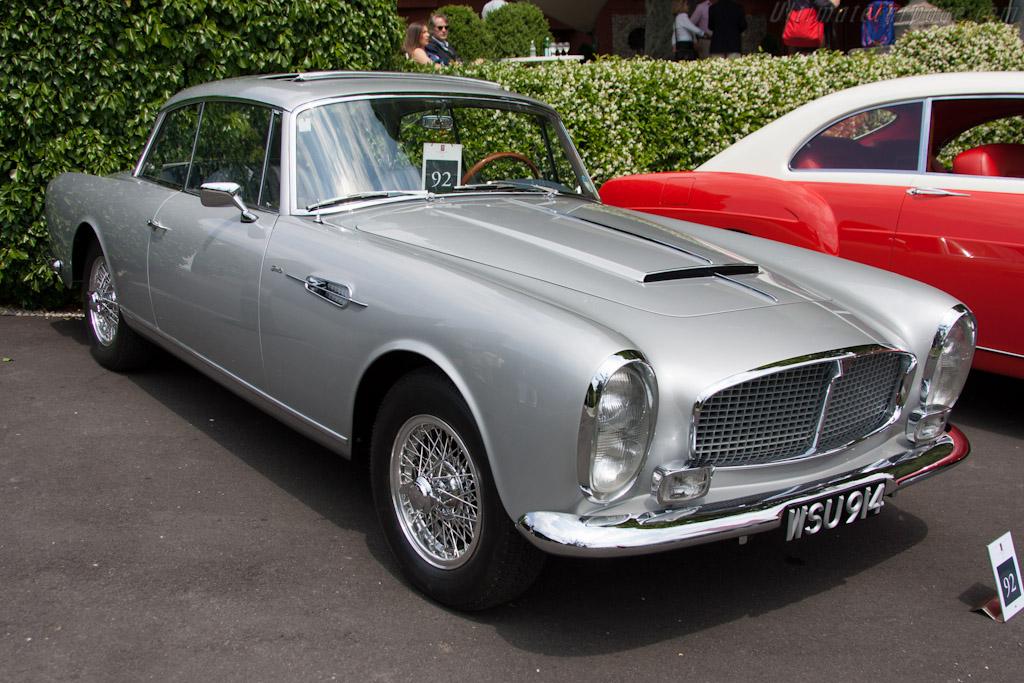 Alvis TD21 Graber Coupe - Chassis: 26785   - 2012 Concorso d'Eleganza Villa d'Este