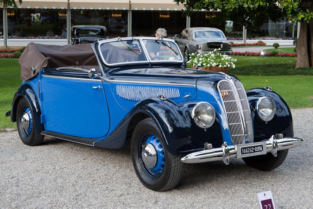 BMW 335 Autenrieth Cabriolet - Chassis: 535021   - 2012 Concorso d'Eleganza Villa d'Este