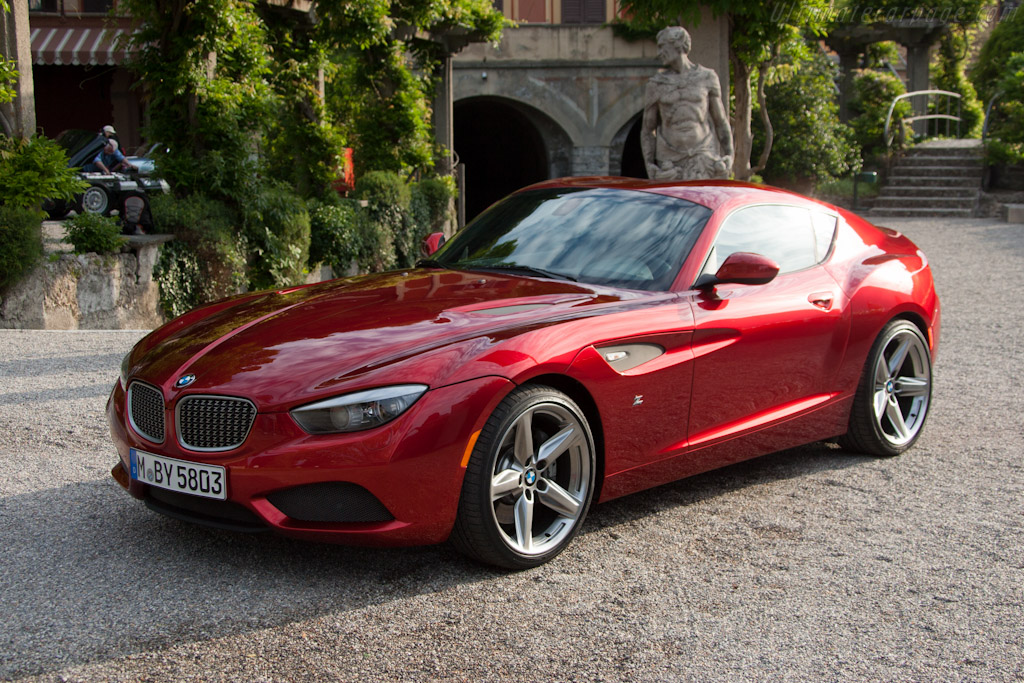BMW Zagato Coupe    - 2012 Concorso d'Eleganza Villa d'Este