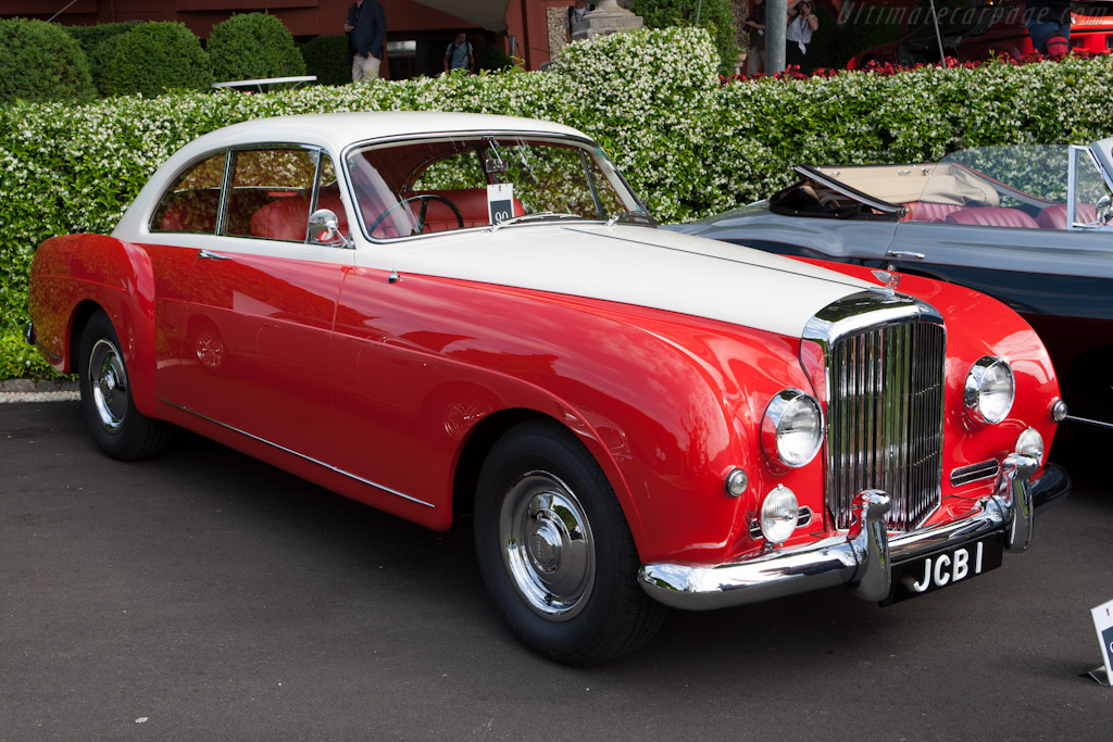 Bentley S1 Continental Mulliner Fastback Coupe Chassis