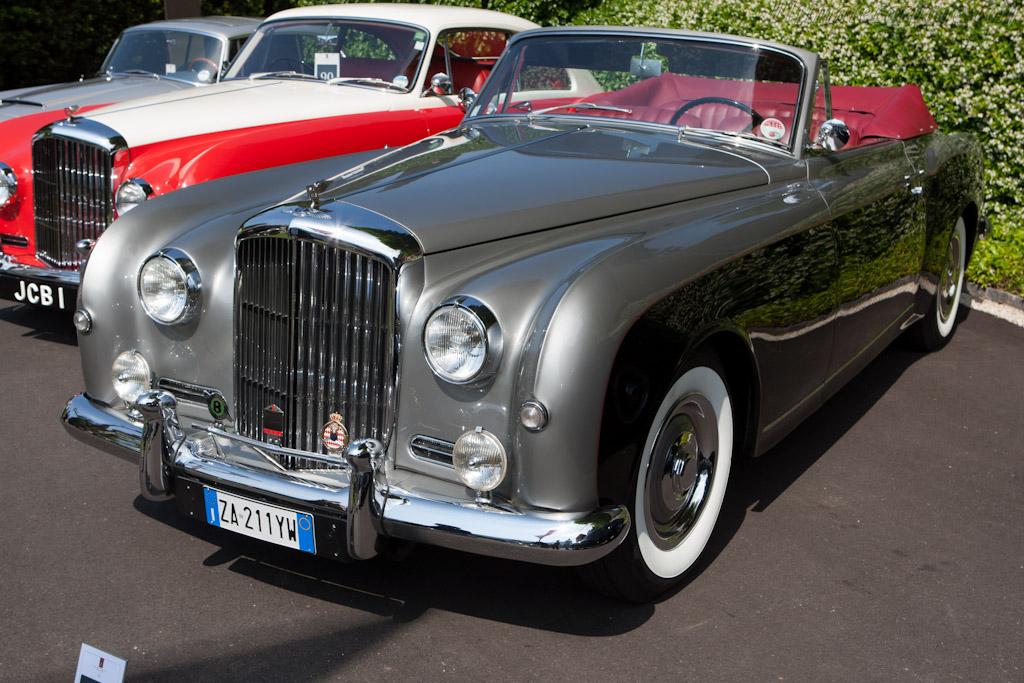 Bentley S1 Continental Park Ward DHC - Chassis: BC21LCH   - 2012 Concorso d'Eleganza Villa d'Este