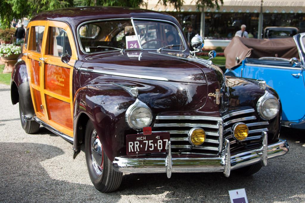 Chrysler Town & Country    - 2012 Concorso d'Eleganza Villa d'Este