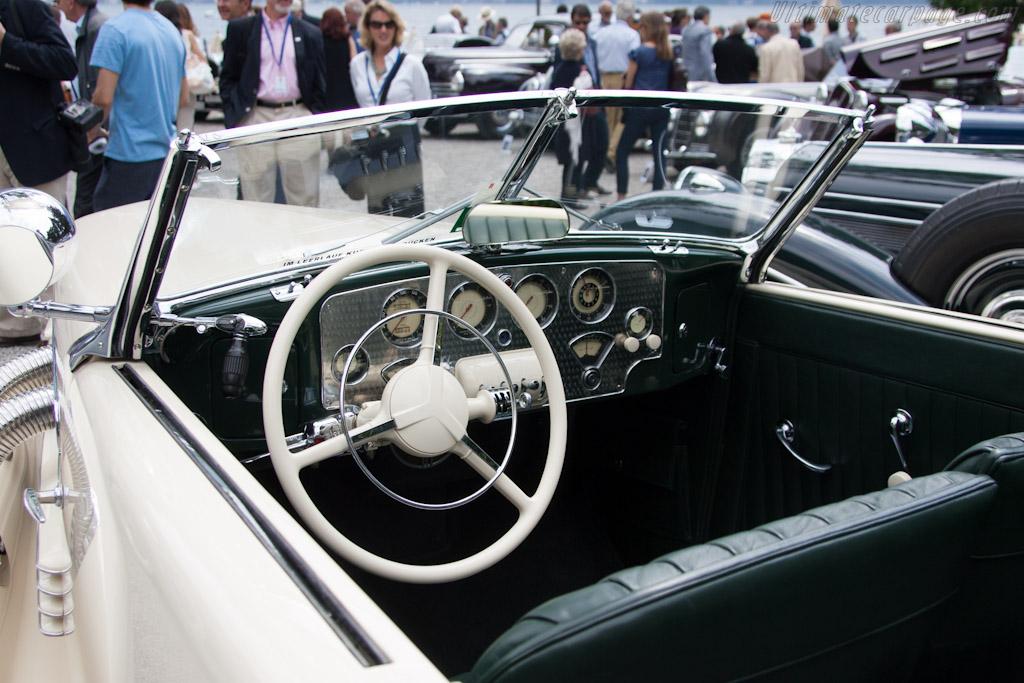 Cord 812 SC Phaeton - Chassis: 32498H   - 2012 Concorso d'Eleganza Villa d'Este
