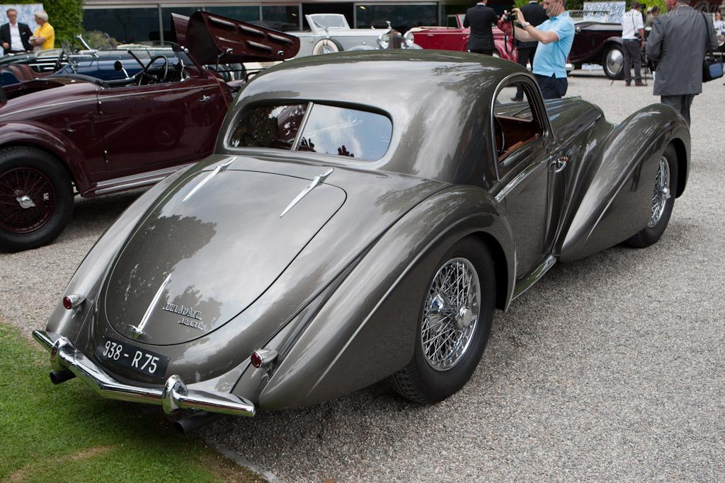 Delahaye 145 Chapron Coupe - Chassis: 48773   - 2012 Concorso d'Eleganza Villa d'Este