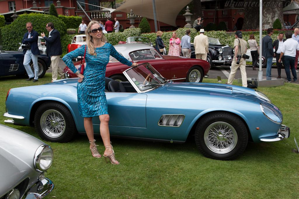 Ferrari 250 GT SWB California Spider - Chassis: 3059GT   - 2012 Concorso d'Eleganza Villa d'Este