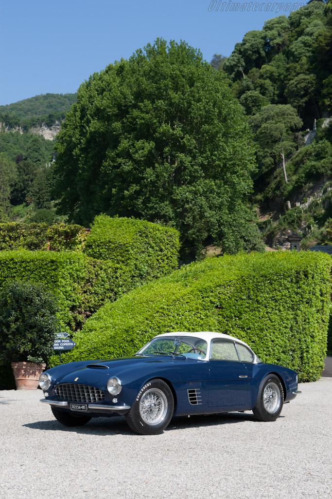 Ferrari 250 GT Zagato Coupe - Chassis: 0515GT   - 2012 Concorso d'Eleganza Villa d'Este
