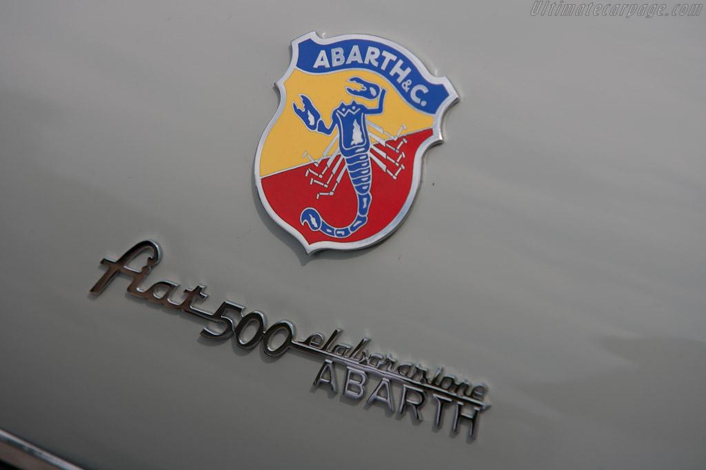 Fiat Abarth 500 Zagato Coupe - Chassis: 110-55769   - 2012 Concorso d'Eleganza Villa d'Este