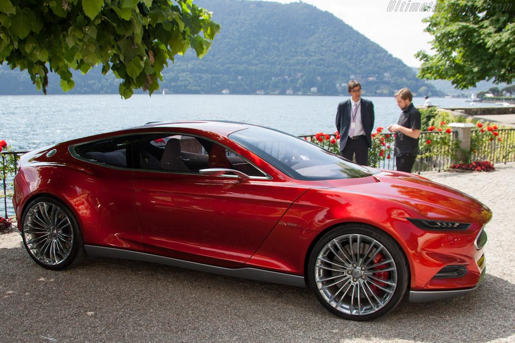 Ford Evos    - 2012 Concorso d'Eleganza Villa d'Este