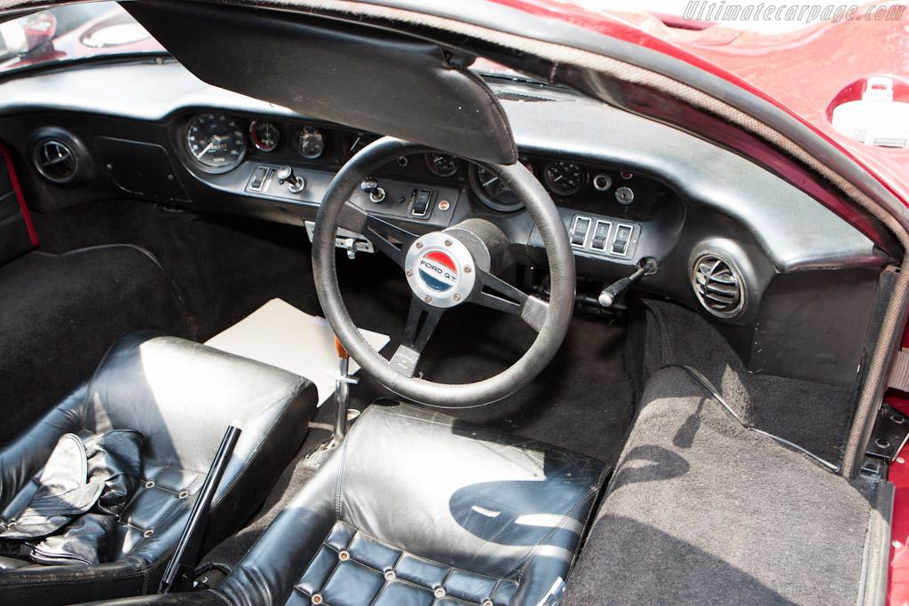 Ford GT40 Mk3 - Chassis: M3/1103   - 2012 Concorso d'Eleganza Villa d'Este