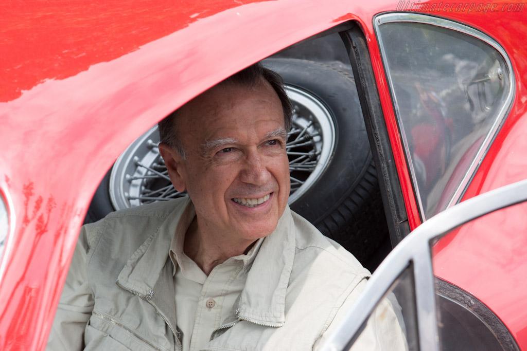 Ing Alfieri Maserati    - 2012 Concorso d'Eleganza Villa d'Este