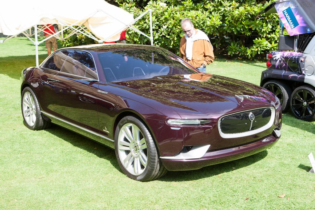 Jaguar B99    - 2012 Concorso d'Eleganza Villa d'Este