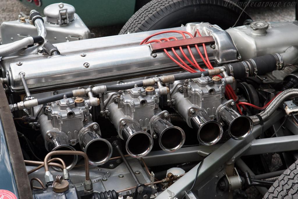 Jaguar D-Type - Chassis: XKD 551   - 2012 Concorso d'Eleganza Villa d'Este
