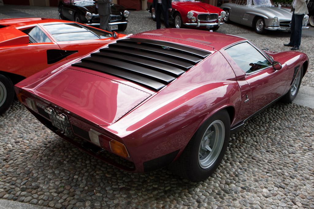 Lamborghini Miura SVJ - Chassis: 5090   - 2012 Concorso d'Eleganza Villa d'Este
