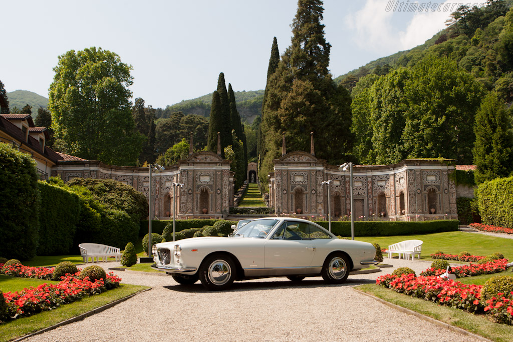 Lancia Flaminia Pininfarina Coupe Speciale - Chassis: 826.138*001167*   - 2012 Concorso d'Eleganza Villa d'Este