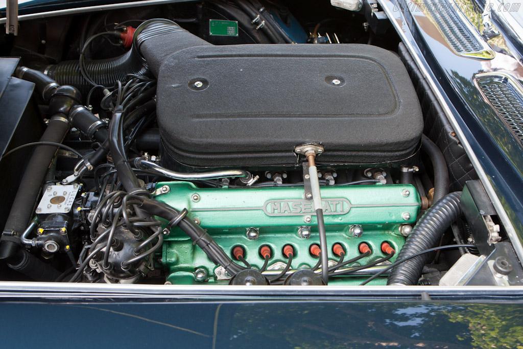 Maserati 5000 GT - Chassis: 103.046   - 2012 Concorso d'Eleganza Villa d'Este
