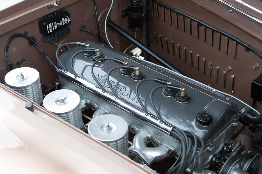 Maserati A6 1500 Pinin Farina Coupe - Chassis: 053   - 2012 Concorso d'Eleganza Villa d'Este