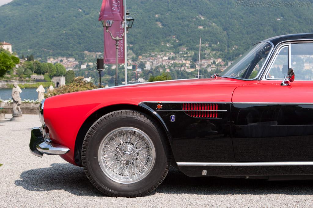 Maserati A6G 2000 Allemano Coupe - Chassis: 2147   - 2012 Concorso d'Eleganza Villa d'Este