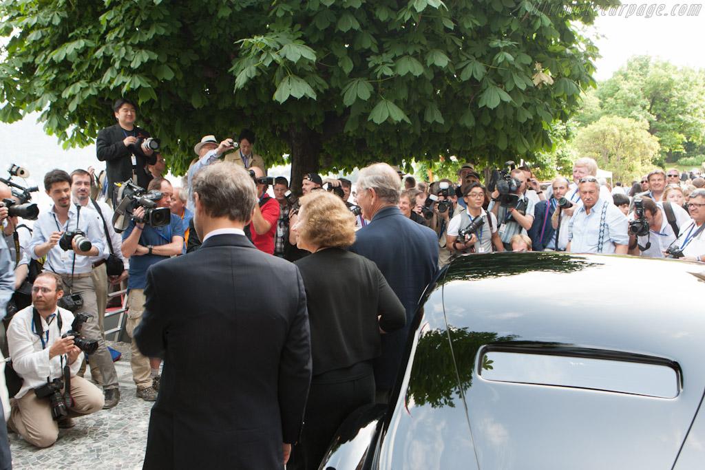 Media Scrum    - 2012 Concorso d'Eleganza Villa d'Este