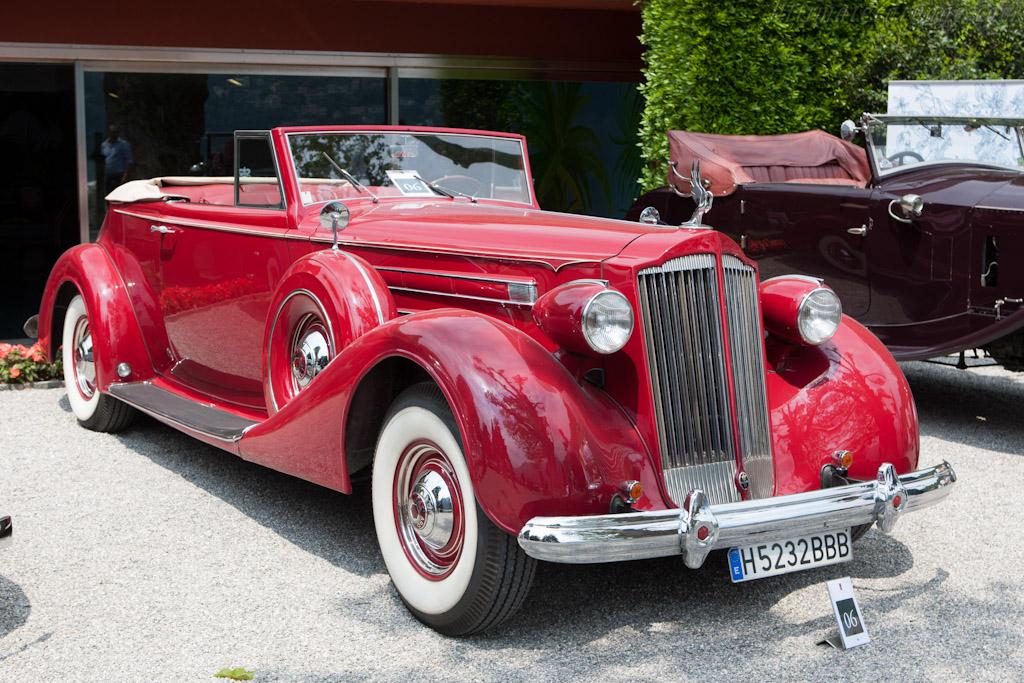 Packard Twelve Dietrich Convertible Victoria - Chassis: I027 2I4   - 2012 Concorso d'Eleganza Villa d'Este