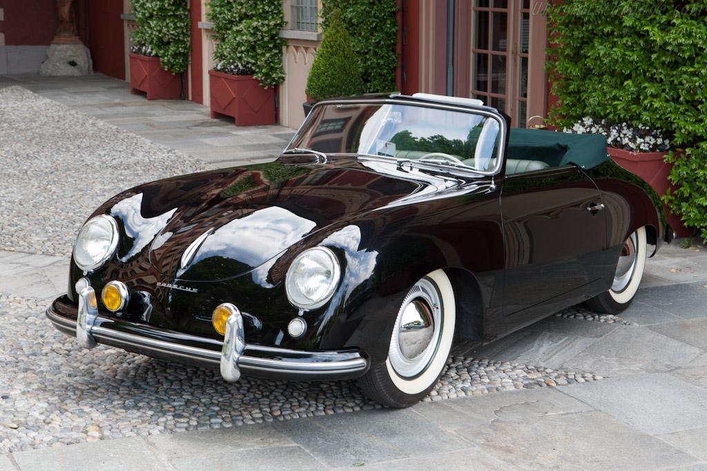 Porsche 356 Ruetter Cabriolet - Chassis: 60045   - 2012 Concorso d'Eleganza Villa d'Este
