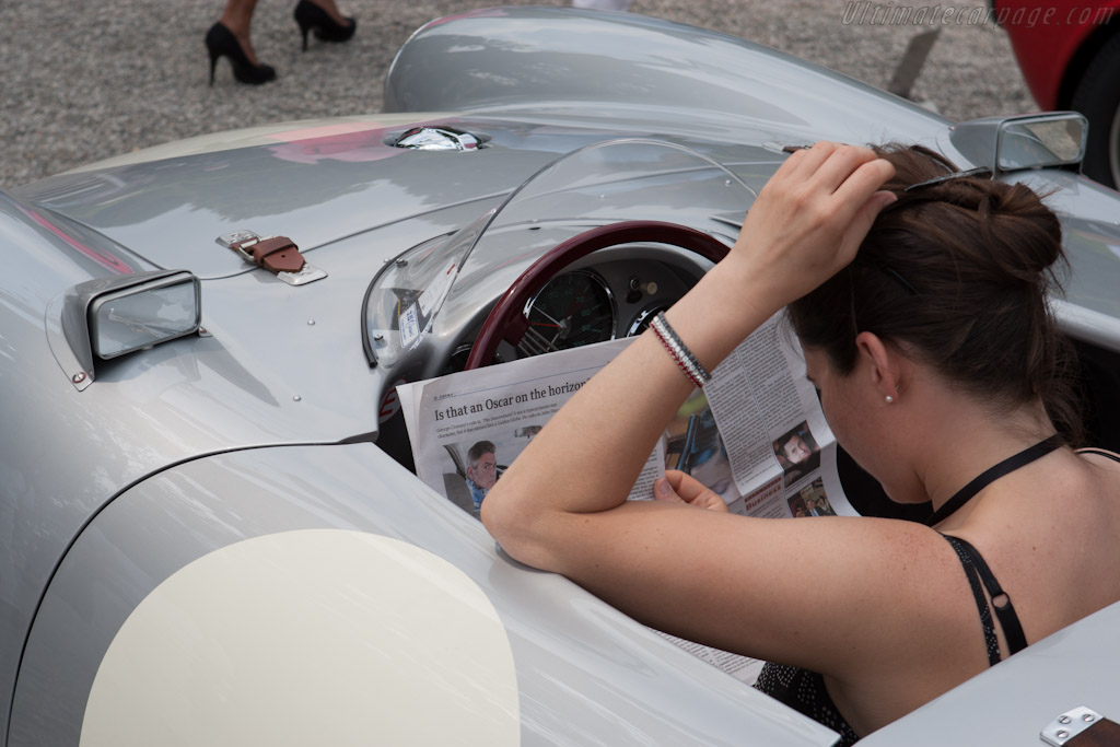 Porsche 550 RS - Chassis: 550-10   - 2012 Concorso d'Eleganza Villa d'Este