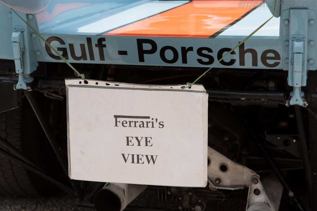 Porsche 917K - Chassis: 917-013   - 2012 Concorso d'Eleganza Villa d'Este