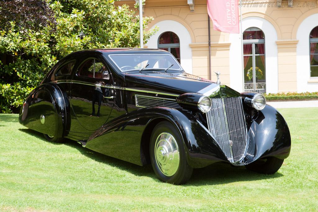 Rolls-Royce Phantom I Jonckheere Coupe    - 2012 Concorso d'Eleganza Villa d'Este